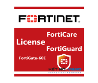 Bản quyền phần mềm 1 Year Hardware Bundle Upgrade from 8x5 to 24x7 FortiCare Contract for FortiGate-60E