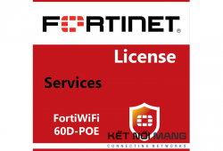 Bản quyền phần mềm FortiWiFi-60D-POE 1 Year FortiSandbox Cloud, including Virus Outbreak and Content Disarm & Reconstruct Service