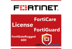 Bản quyền phần mềm FortiGateRugged-60D Enterprise Bundle (24x7 FortiCare plus Application Control, IPS, AV, Botnet IP/Domain, Web Filtering, Antispam, FortiSandbox Cloud and Mobile Security Services), 5 Year