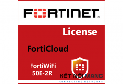 Bản quyền phần mềm FortiCloud Management, Analysis and 1 Year Log Retention for FortiWiFi-50E-2R, 1 Year