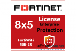 Bản quyền phần mềm FortiWiFi-50E-2R 5 Year Enterprise Protection (8x5 FortiCare plus Application Control, IPS, AV, Web Filtering, Antispam, FortiSandbox Cloud)