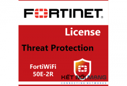 Bản quyền phần mềm FortiWiFi-50E-2R 5 Year Threat Protection (24x7 FortiCare plus Application Control, IPS, AV)