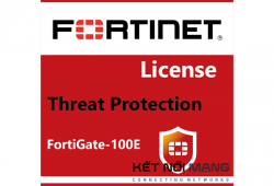 Bản quyền phần mềm FortiGate-100E 1 Year Threat Protection (24x7 FortiCare plus Application Control, IPS, AV)