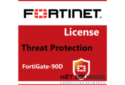 Bản quyền phần mềm FortiGate-90D 1 Year Threat Protection (24x7 FortiCare plus Application Control, IPS, AV)