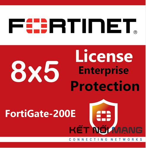 Bản quyền phần mềm Fortigate-200E 3 Year Enterprise