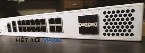 Thiết bị bảo vệ mạng Fortinet FortiGate FG-200E-BDL-950-12